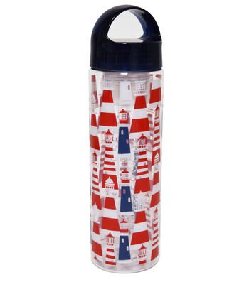 Summer Infusion Hydration Bottle 24 fl.oz.-Lighthouse
