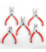 Jewelry 5-Piece Beading Mini Pliers Set, , hi-res