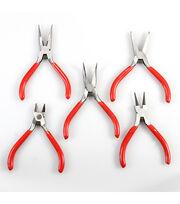 Jewelry 5-Piece Beading Mini Pliers Set, , hi-res