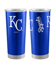 Kansas City Royals 20 oz Insulated Stainless Steel Tumbler, , hi-res