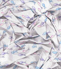 Kathy Davis® Rayon & Spandex Apparel Fabric 58\u0027\u0027-Pastel Fish
