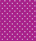 Paper Roll 30\u0027\u0027x10\u0027-Mega Dots on Orchid Purple