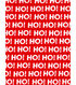 Holiday Showcase™ Christmas Cotton Fabric 43\u0027\u0027-Ho! Ho! Ho! on Red