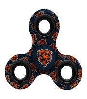Chicago Bears Diztracto Spinnerz-Three Way Fidget Spinner, , hi-res