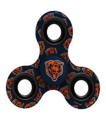 Chicago Bears Diztracto Spinnerz-Three Way Fidget Spinner