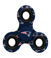 New England Patriots Diztracto Spinnerz-Three Way Fidget, , hi-res