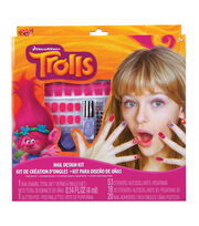 Fashion Angels Dreamworks Trolls Nail Design Kit, , hi-res