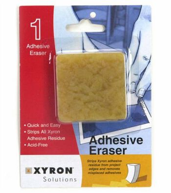 Xyron Adhesive Eraser Cube