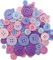Jesse James Dress It Up Button Super Value Packs-Pretty Princess, , hi-res