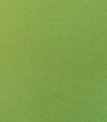 "Glitterbug Satin Fabric 45""-Solid Yellow"