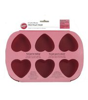 Wilton® Silicone Heart Mold, , hi-res