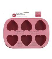 Wilton® Silicone Heart Mold, , hi-res