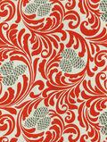 Home Decor Print Fabric- Waverly Empress Lacquer