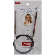 "Deborah Norville Fixed Circular Needles 47"" Size 9/5.5mm, , hi-res"