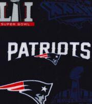 "New England Patriots Fleece Fabric 58""-Superbowl, , hi-res"