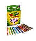 Crayola Short Colored Pencils-12/Pkg