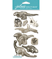 Jolee's Boutique Dimensional Stickers-Dinosaur Skeletons Bones, , hi-res