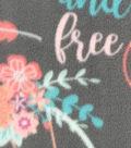 Anti-Pill Fleece Fabric 59\u0022-Wild And Free Dreamcatcher