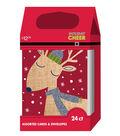 Holiday Cheer $12.99 Hi Count Folk Cards