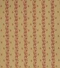 Home Decor 8\u0022x8\u0022 Fabric Swatch-French General  Curtis Rouge