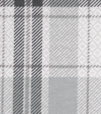 "Snuggle Flannel Fabric 42""-Patterned Plaid"