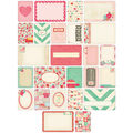 Project Life Themed Cards 40/Pkg-Love