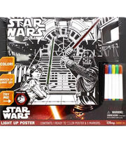 Star Wars™ Light Up Poster Activity Kit, , hi-res