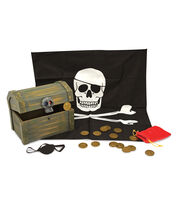 Melissa & Doug Pirate Chest, , hi-res