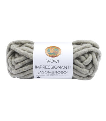 Lion Brand Wow Yarn