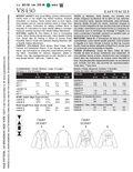 Vogue Patterns Misses Jacket-V8430