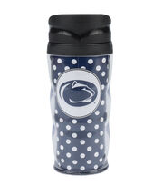 Penn State University Polka Dot Travel Mug, , hi-res