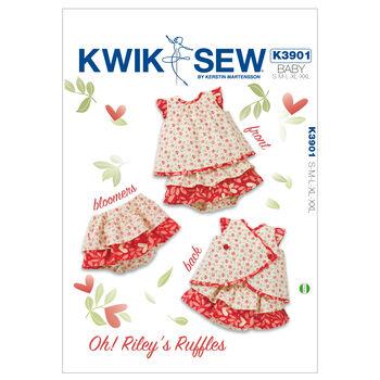 Kwik Sew Infants Dress-K3901