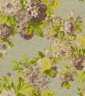 Waverly Lightweight Decor Fabric-Juliet/Wisteria