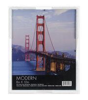 Darice Glass Clip Plastic Photo Frame 8x10, , hi-res