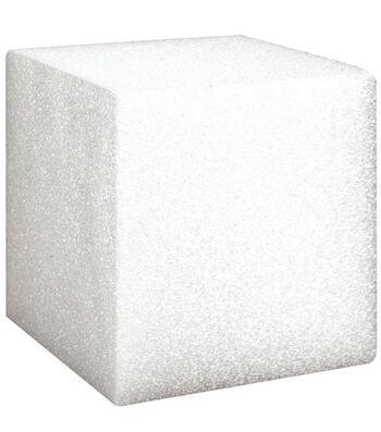 "Floracraft 3""x3""x3"" Styrofoam Cubes-24PK/White"