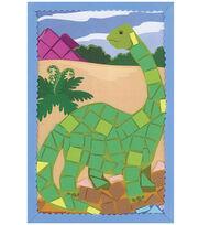 Darice Mosaic Art Kits-Dino, , hi-res