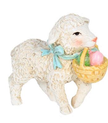 Easter Littles Resin Sheep