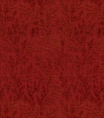 "Waverly Upholstery Fabric 55""-Chaparral  Claret"