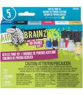 AirBrainz Acrlyic Paint Set-Primary