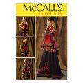 McCall\u0027s Pattern M6911-Bolero, Corset, Skirt and Pick-up Overskirt