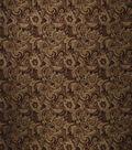 Home Decor 8\u0022x8\u0022 Fabric Swatch-Eaton Square Instruct Cranberry