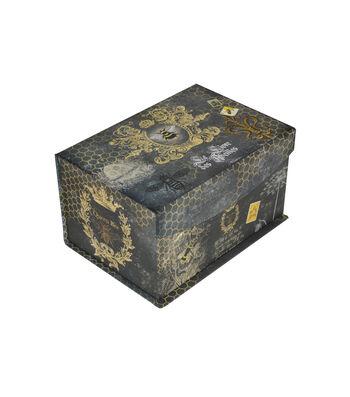 Organizing Essentials™ Small Flip Top Box-Bee Charmer