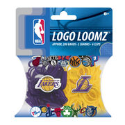 Los Angeles Lakers Logo Loomz Filler Pack by Forever Collectibles, , hi-res