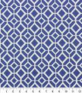 Solarium Outdoor Print Fabric 54\u0027\u0027-Marine Cindy