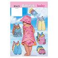 Butterick Pattern B5625 Infants\u0027 Casual Outfits-Size L-XL