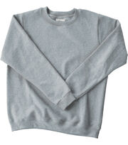 Gildan Adult Crew Fleece Medium, , hi-res