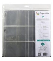 Project Life Heidi Swapp Photo Landscape Panoramic Pocket Pages, , hi-res