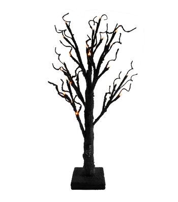 Maker's Halloween 2ft Halloween Spooky Tree
