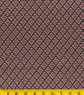 Premium Cotton Fabric 44\u0022-Craftique Medallion