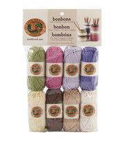 Lion Brand Bonbons Yarn 8/Pkg-Nature, , hi-res